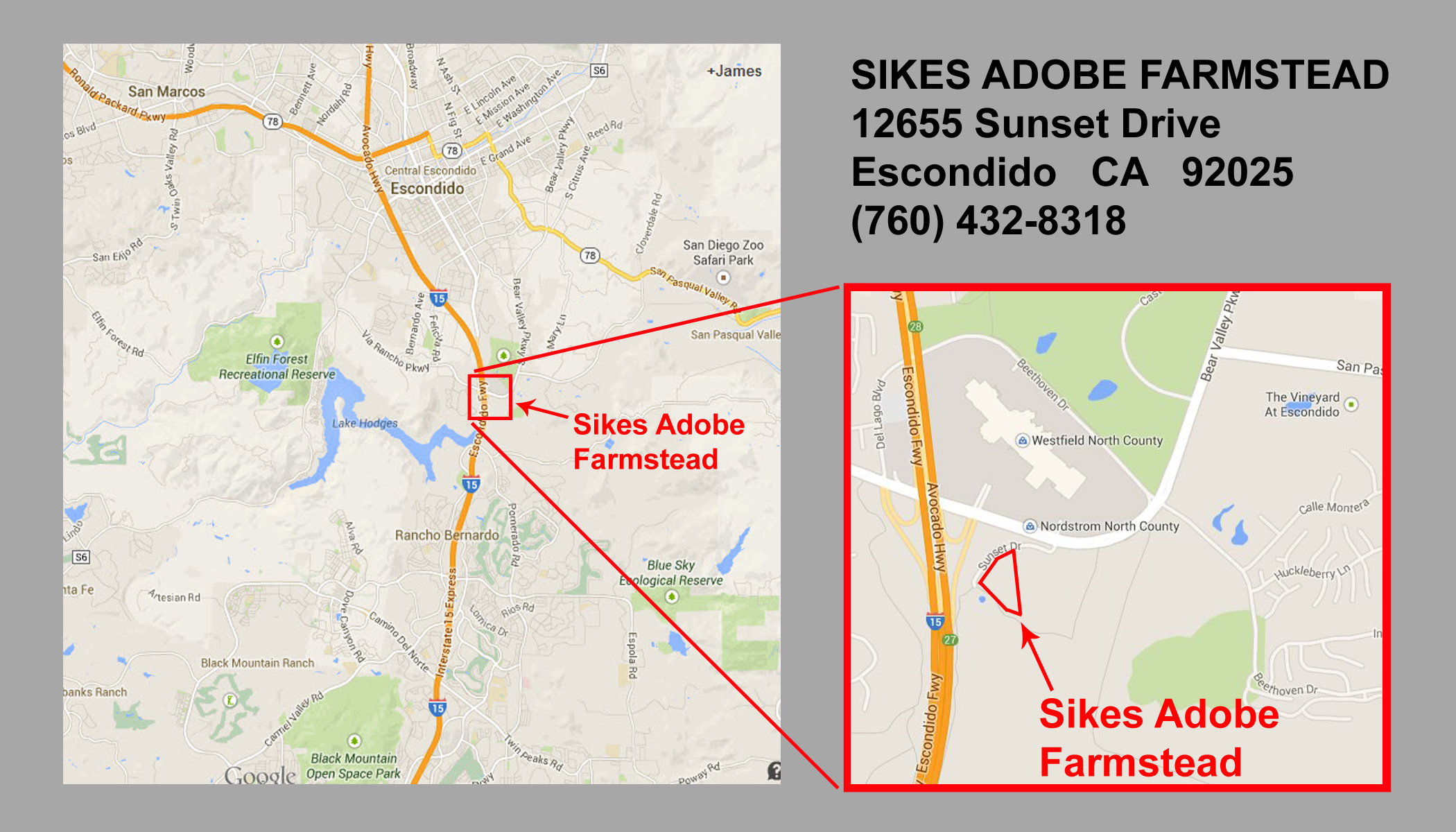 Adobe Sikes Map for Website