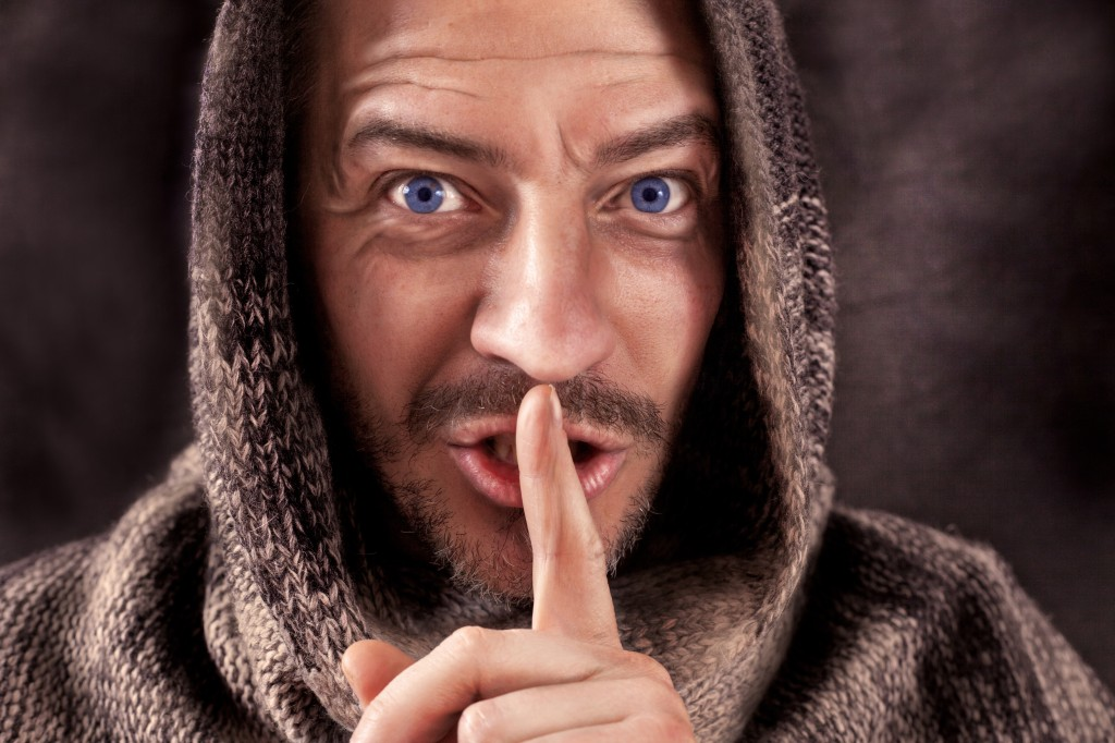 Shh... Monk