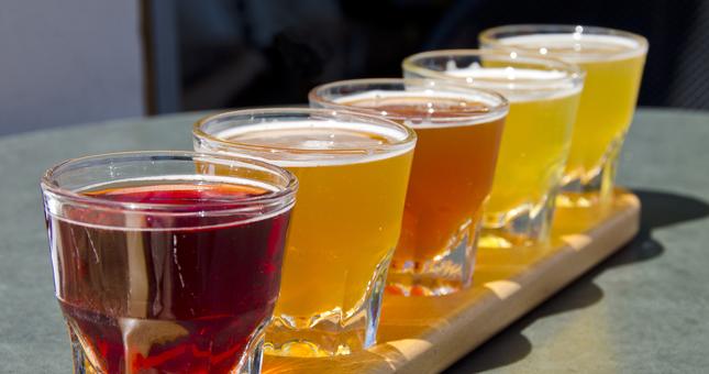 Rancho BEERnardo Festival Beer Tasting